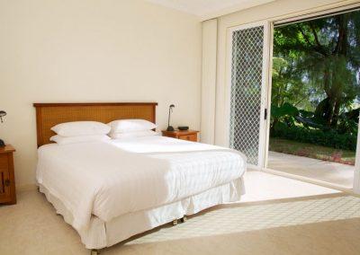 Luxury Bedroom of beachfront pavilions